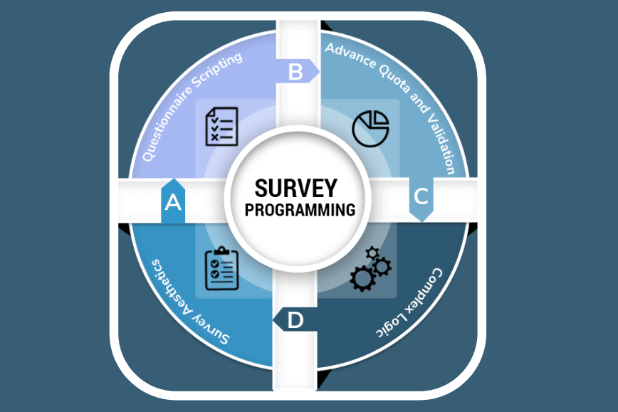 Survey-Programming spade
